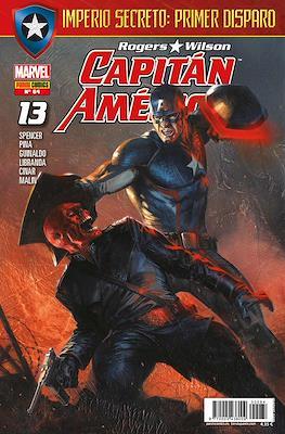 Capitán América Vol. 8 (2011-) (Grapa) #84