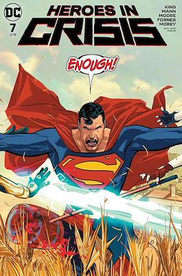 Heroes in Crisis (Comic Book) #7