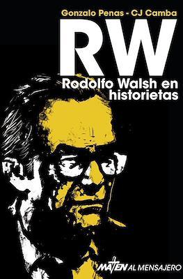R W - Rodolfo Walsh en historietas