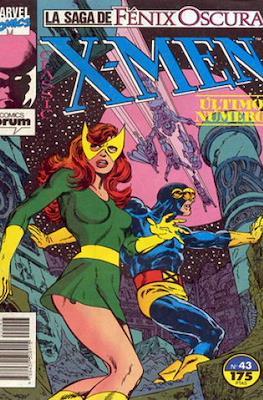 Classic X-Men Vol. 1 (1988-1992) (Grapa 32 pp) #43