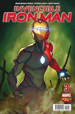 El Invencible Iron Man Vol. 2 (2011-) (Grapa - Rústica) #78