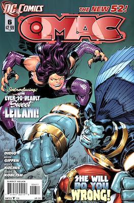 O.M.A.C. Vol 4 (Comic Book) #6