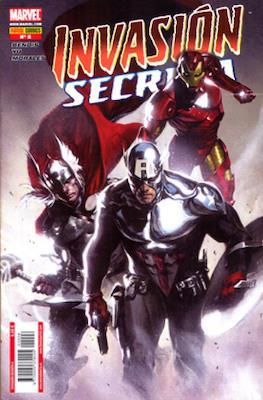 Invasión Secreta (2008-2009) (Grapa) #6