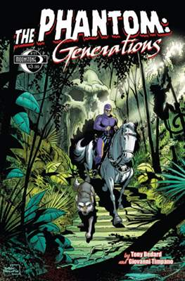 The Phantom Generations #11