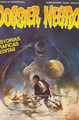 Dossier Negro (Rústica y grapa [1968 - 1988]) #194