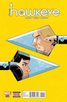 All-New Hawkeye (Vol. 2 2015-2016) (Grapa) #5