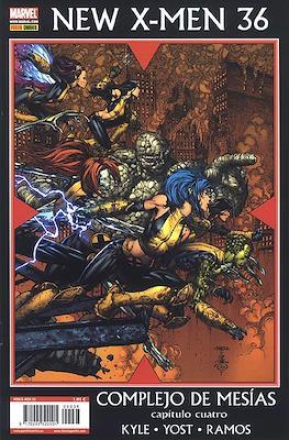 New X-Men: Academia / New X-Men (2005-2008) (Grapa) #36