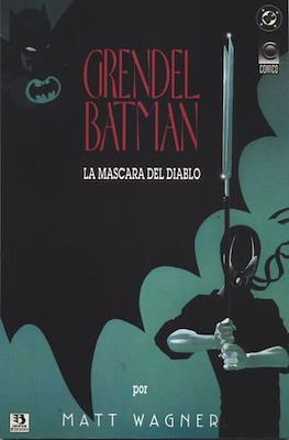 Batman / Grendel. El acertijo del diablo (Rústica 48 pp) #2