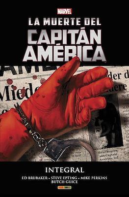 Capitán América. Marvel Integral (Cartoné) #3
