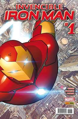 El Invencible Iron Man Vol. 2 (2011-) (Grapa - Rústica) #62