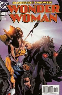Wonder Woman Vol. 2 (1987-2006) (Comic Book) #211