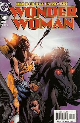 Wonder Woman Vol. 2 (1987-2006) #211