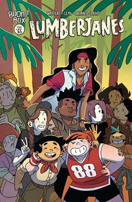Lumberjanes (Comic-book) #65