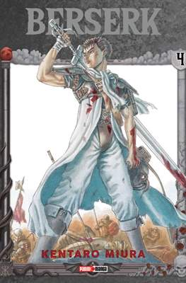 Berserk (Rústica con sobrecubierta) #4