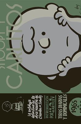 Snoopy y Carlitos. Biblioteca Grandes del Cómic (Cartoné 350 pp) #8