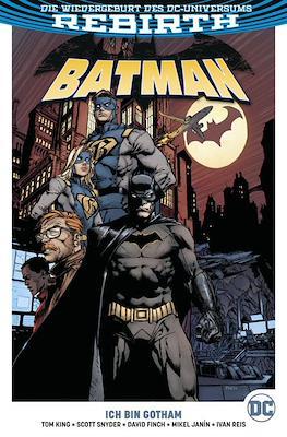 Batman: Rebirth (Softcover) #1