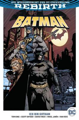 Batman: Rebirth