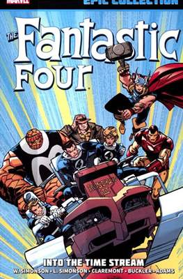 Fantastic Four Epic Collection #20