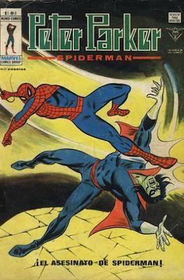 Peter Parker Spiderman Vol. 1 (1978-1980) (Grapa 36 pp) #3
