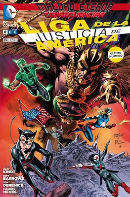 Liga de la Justicia de América (Grapa 32 pp) #15