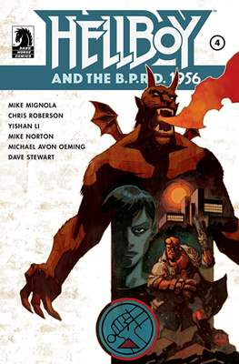 Hellboy and the B.P.R.D. (Comic-book) #24