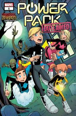 Power Pack (2020- Variant Cover)