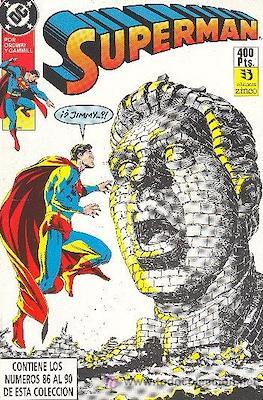 Superman (1984) (Retapado, Tomo rústica) #26