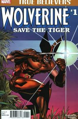 True Believers: Wolverine - Save the Tiger