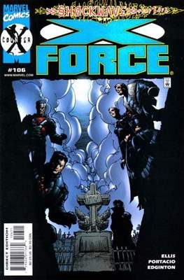 X-Force Vol. 1 (1991-2002) (Comic Book) #106