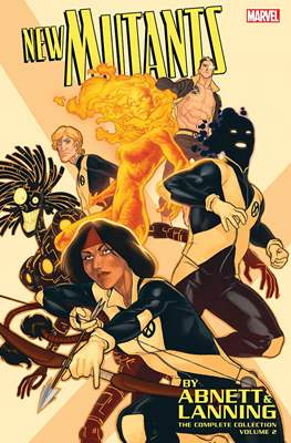 New Mutants by Abnett & Lanning: The Complete Collection (Softcover 328 pp) #2