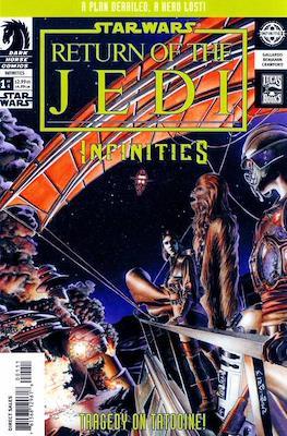 Star Wars - Infinities: Return of the Jedi (Comic Book) #1
