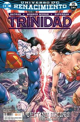 Batman / Superman / Wonder Woman: Trinidad (Grapa 24 pp) #15