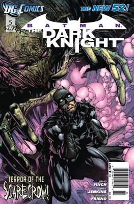 Batman: The Dark Knight Vol. 2 (2012-2015) #5