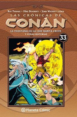 Las Crónicas de Conan (Cartoné 240 pp) #33