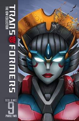 Transformers: The IDW Collection Phase Two (Hardcover 332-356 pp) #9