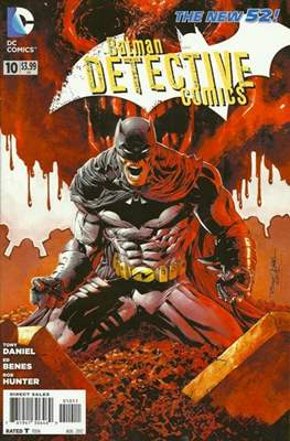 Detective Comics Vol. 2 (2011-2016) (Comic-Book) #10