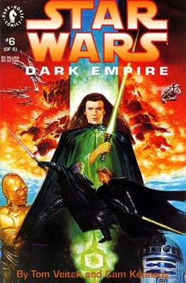 Star Wars: Dark Empire (Comic Book) #6