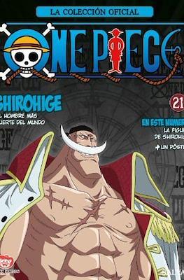 One Piece. La colección oficial (Grapa) #21