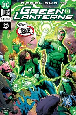 Green Lanterns Vol. 1 (2016-2018) (Comic-book) #48