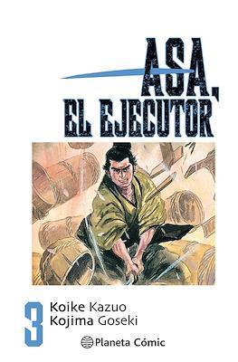 Asa, el ejecutor #3
