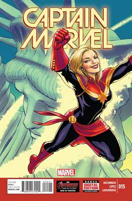 Captain Marvel Vol. 8 (Comic-Book) #15