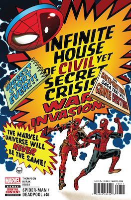 Spider-Man / Deadpool (Comic Book) #46