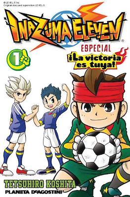 Inazuma Eleven especial: ¡La victoria es tuya! (Rústica con sobrecubierta) #1