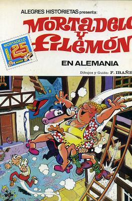 Alegres historietas. Mortadelo y Filemón #8