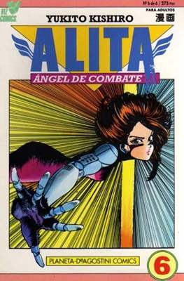 Alita, ángel de combate (Rústica) #6