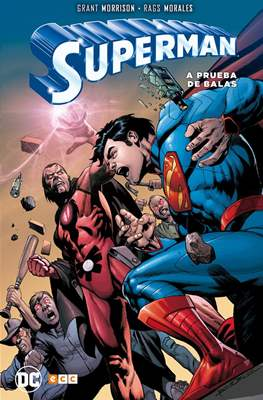 Superman de Grant Morrison (Cartoné) #2