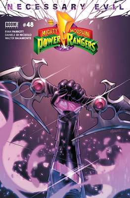 Mighty Morphin Power Rangers (Comic Book) #48