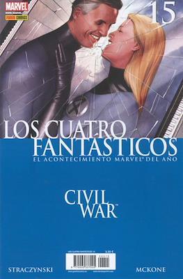 Los 4 Fantásticos Vol. 6 (2006-2007) #15