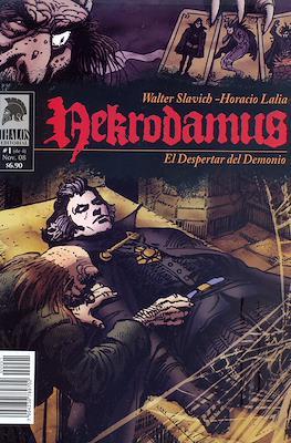 Nekrodamus (grapa) #1