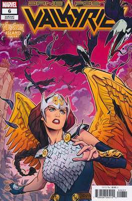 Valkyrie (2019- Variant Cover) #6.1